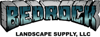 Bedrock Landscape Supply Logo