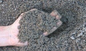 Concrete Sand from Bedrock Landscape Supply