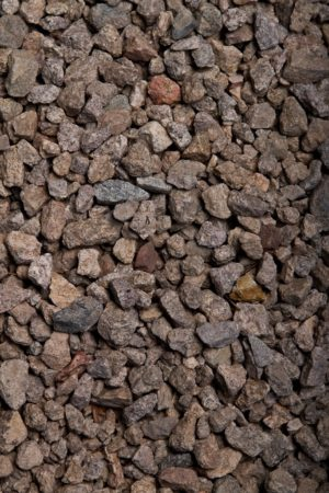 Pea Gravel from Bedrock Landscape Supply