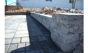 Retaining Wall Bricks Las Vegas