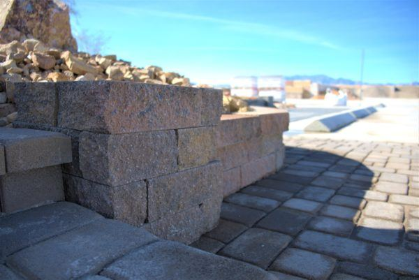 Wall Block for Retaining Wall in Las Vegas
